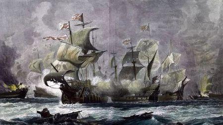 英西大海战幕后鲜为人知秘事