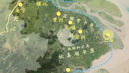 上海是如何越扩越大的呢?的头图