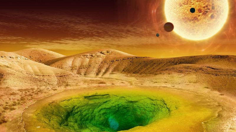 如果看到外星生命,我们能否识别出他们?的头图