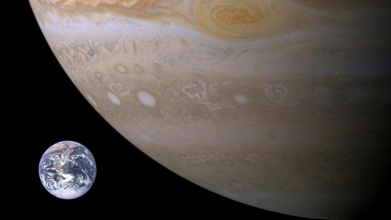 《流浪地球》中点燃木星真的能把地球推出轨道吗?