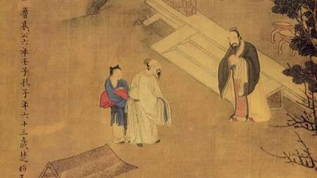 """孔子为何姓""""子""""而不姓""""孔"""",古代的姓与氏要如何区分的头图"""