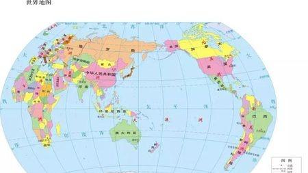 世界地图展示的国家面积不准确,你竟然骗了我这么多年?的头图