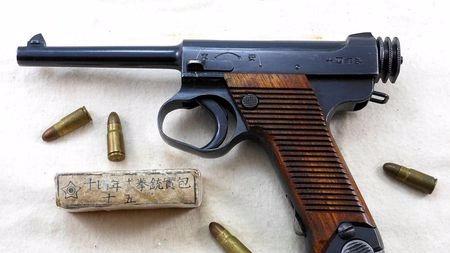 跟鬼子的王八盒子那么像:德国鲁格手枪真是它近亲吗?的头图