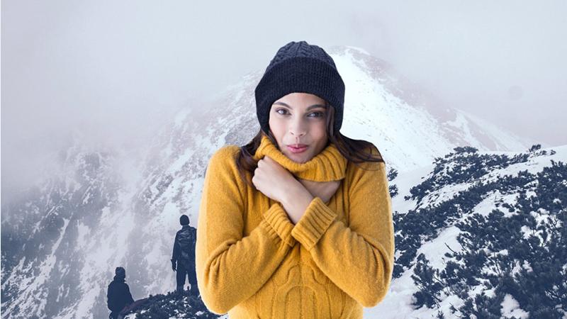为什么海拔越高温度越低?