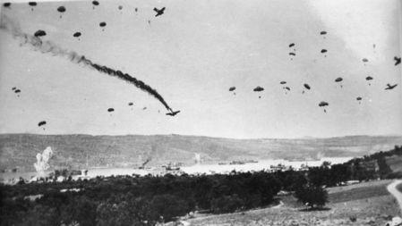 还没空降就坠机阵亡的倒霉将军:德国第7航空师师长萨斯曼小传