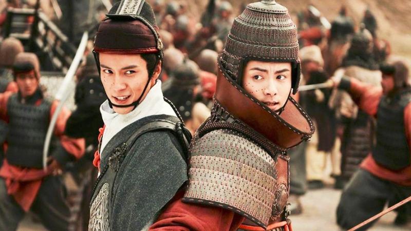 曹操、赵云、诸葛亮,历史上的他们比电影演员还要帅得多!