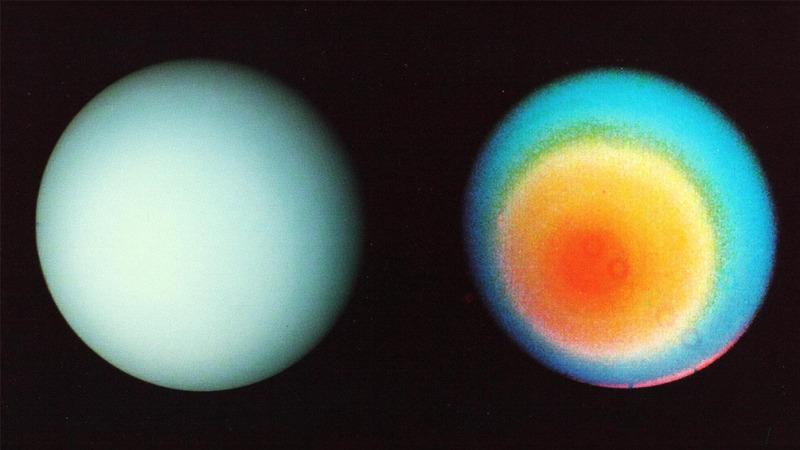 天王星闻起来是什么气味?