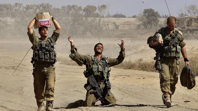 真实版的拆弹部队,以色列防爆队的头图