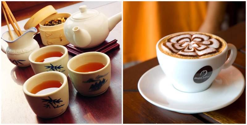 茶和咖啡,到底哪款适合你?