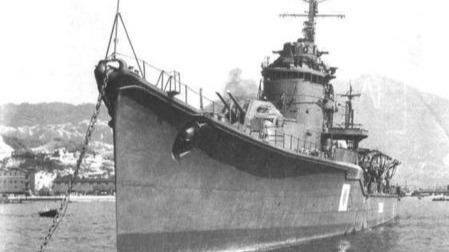 防空一流、反潜却是个大坑:二战日本秋月级驱逐舰