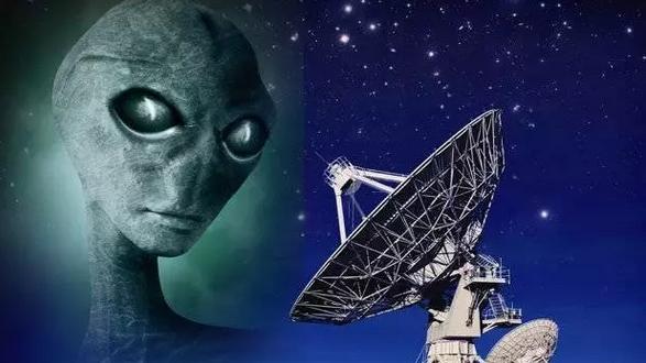 一种来自宇宙的神秘能量,这是外星人的足迹?