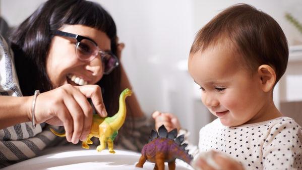 不花钱,家里哪些道具能改造出孩子的玩具间