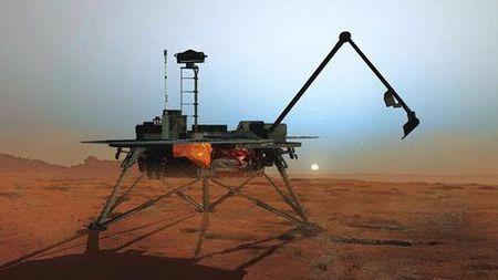 快看!火星上都有啥?让我们一睹为快的头图