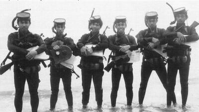 越南战争北越特工曾击沉美国航母?他们用的武器你肯定猜不到!