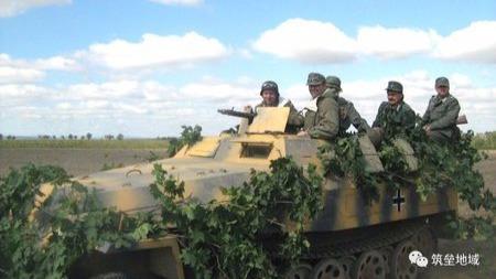 德国的这款战车竟在冷战重获新生?小谈OT-810装甲车