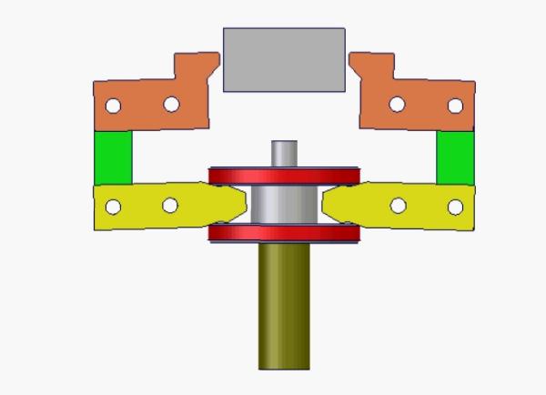 肘夹的自锁原理_自锁互锁原理和电路图
