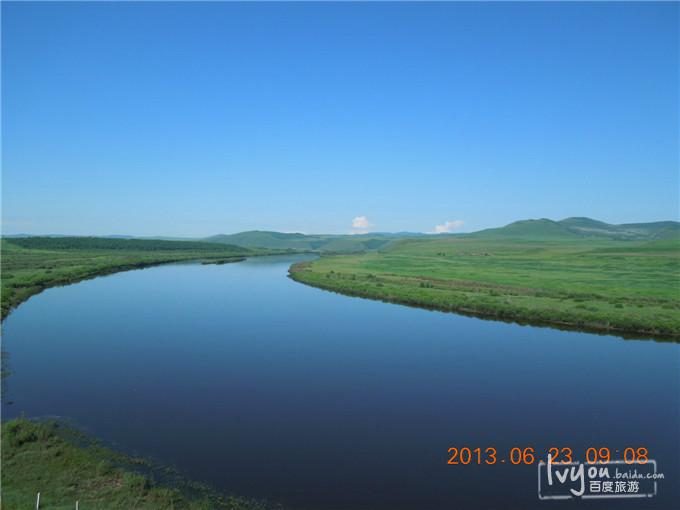 漠河包車至呼倫貝爾七天一路沿途風景