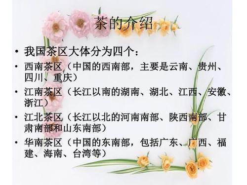 有关茶文化的知识