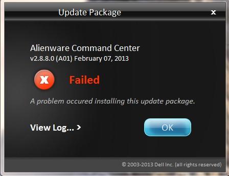 重装系统后Alienware Command Center安装不了了_百度知道