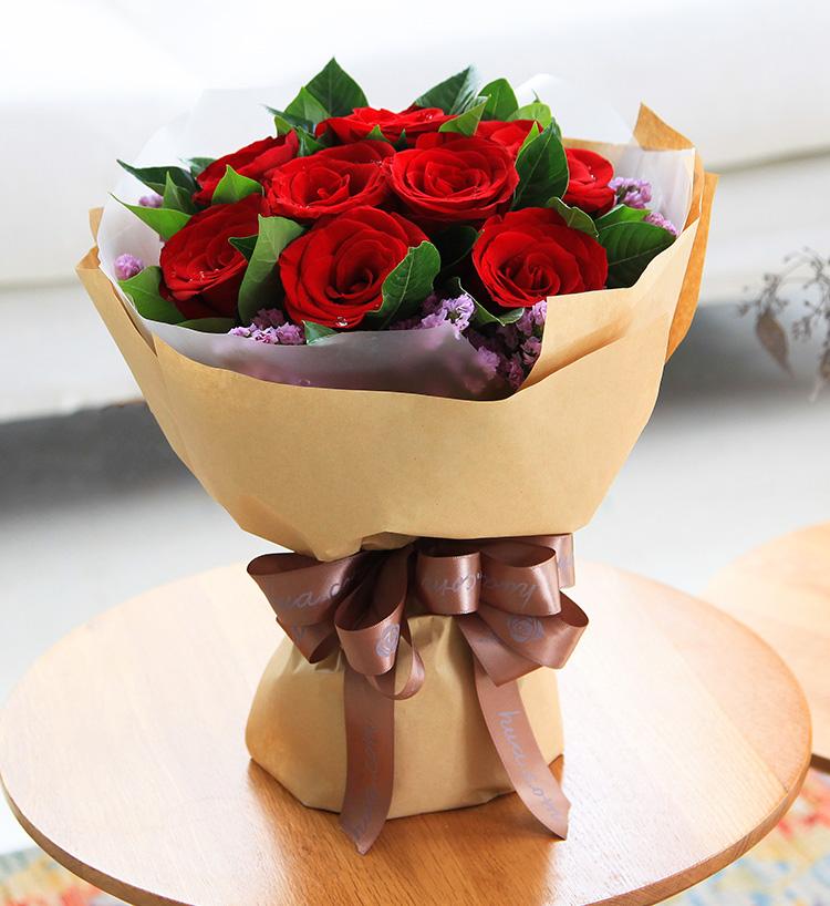 老婆生日送什么花好_老婆过生日送什么礼物好?_百度知道