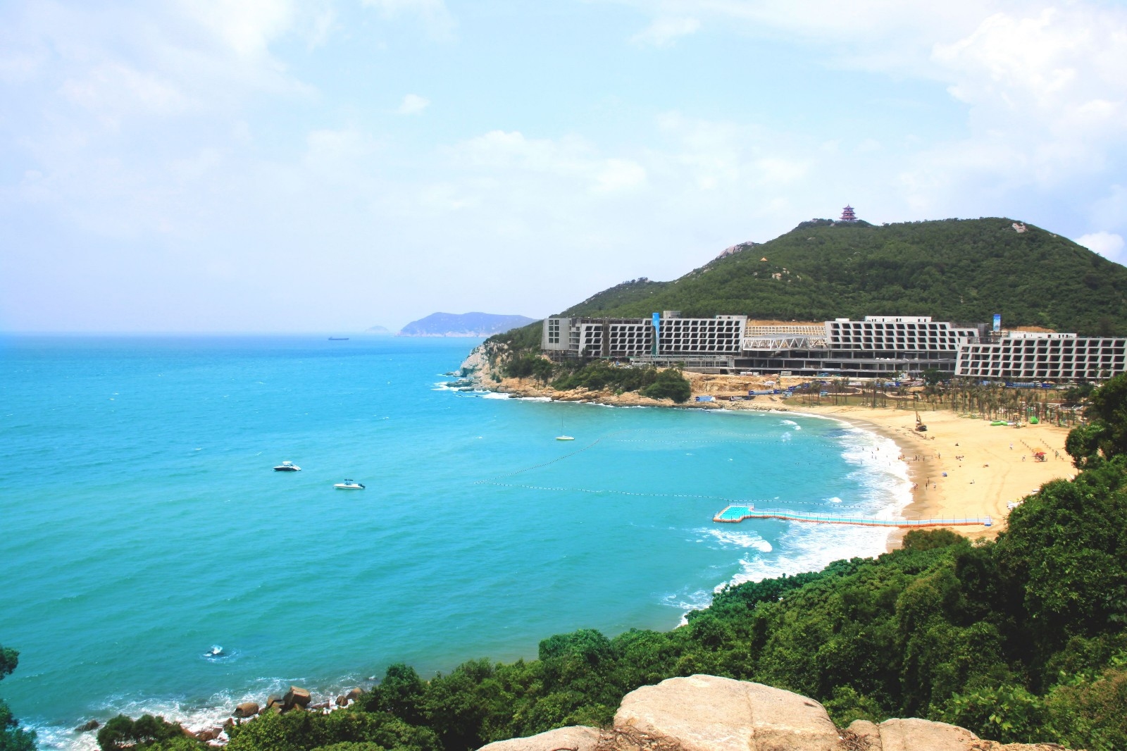 海岛_广东省内旅游景点有哪些?_百度知道