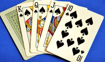 扑克牌有几种玩法_有一种扑克牌的玩法,我忘记了叫什么名字? 游戏规则就是每个 ...