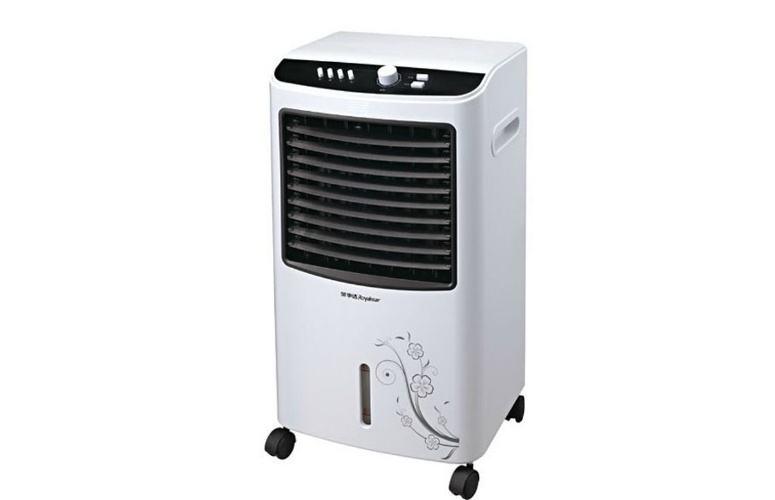 蒸发式冷风扇好用吗_空调扇的制冷效果怎么样?好用吗?_百度知道