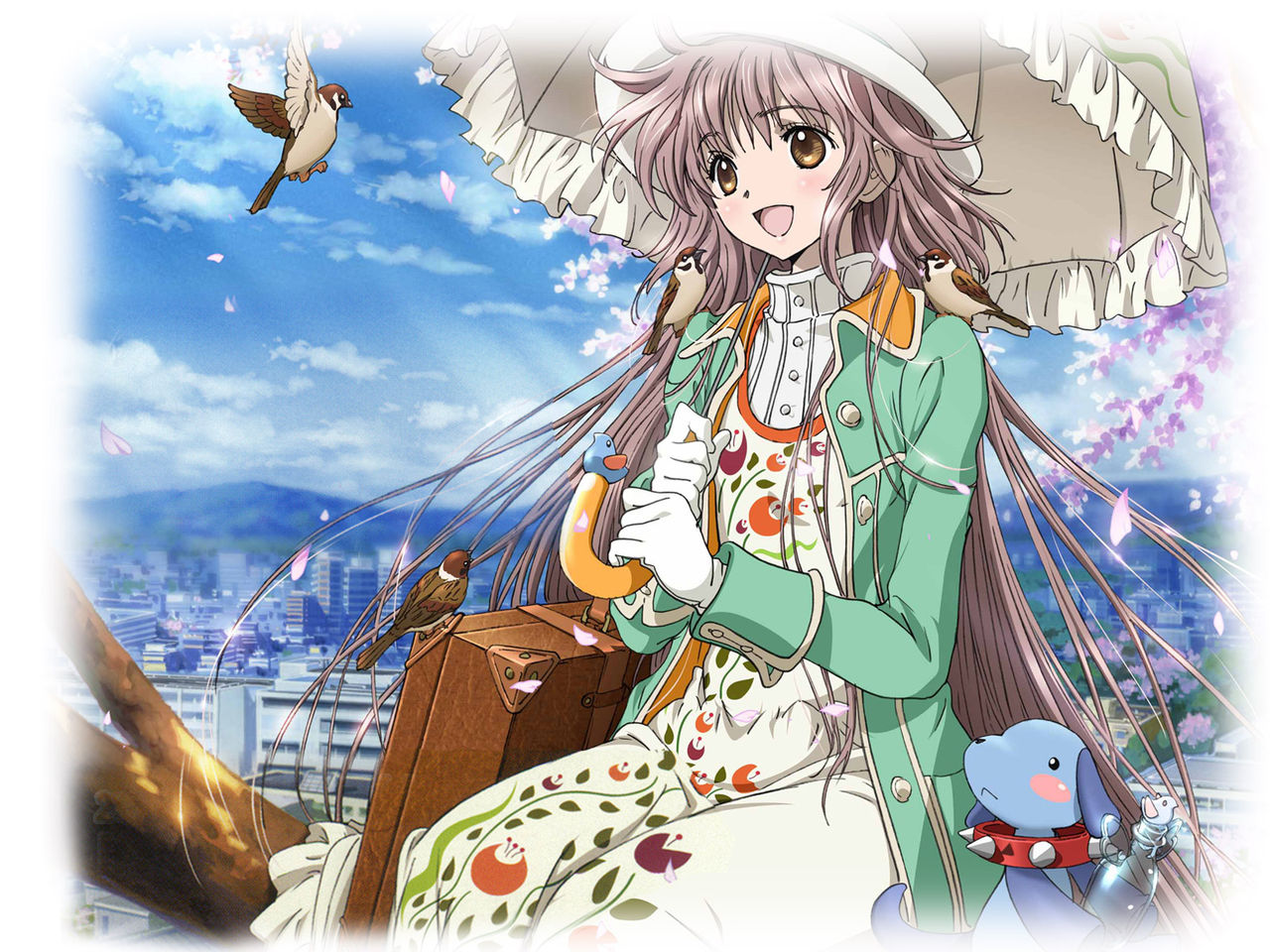 寻找满月_有哪些好看的日本动漫,要有小精灵的,想守护甜心、小小雪精灵 ...