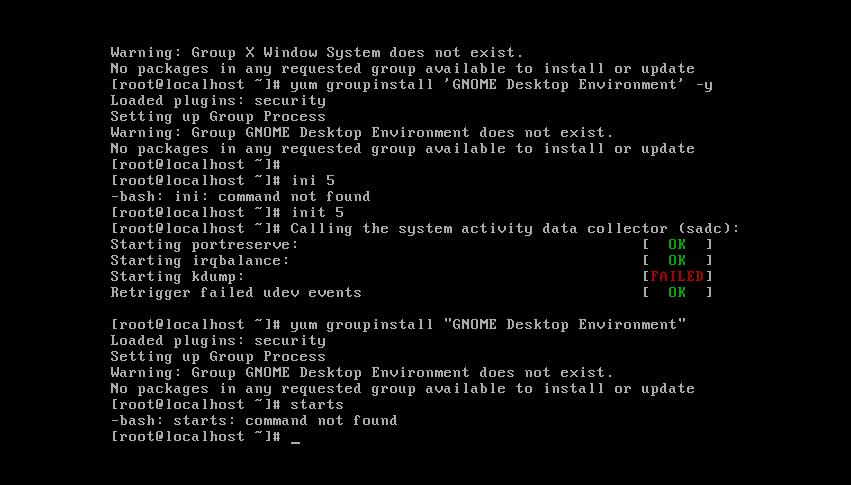 虚拟机安装linux进入到root@localhost 该怎么进