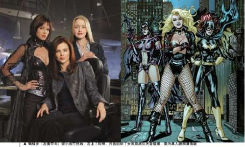 蝠侠历史的吗 芭芭拉腿是怎么边瘫痪的 她之前是蝙蝠女吗