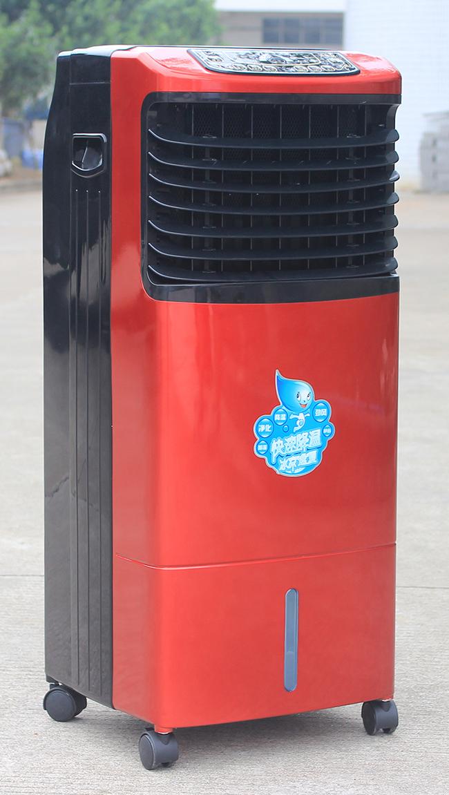 蒸发式冷风扇好用吗_谁用过冷风扇?效果怎么样?跟电风扇有区别吗?_百度知道