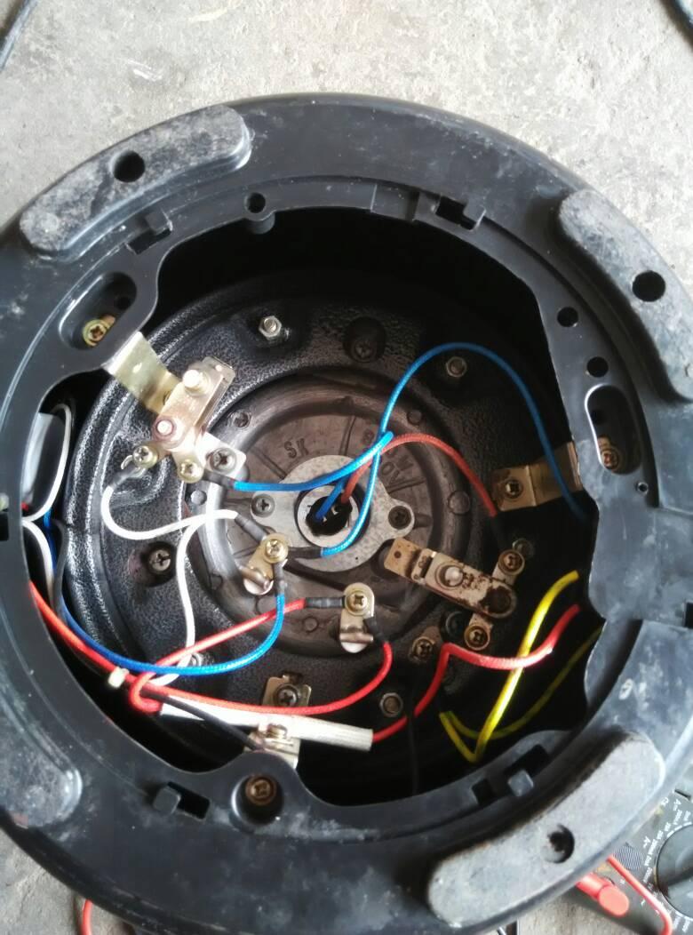 电热锅接线_半球电压力锅AX40一80M接线图请问谁有?_百度知道