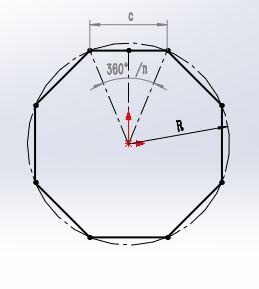 角度 正八 角形 六邊形