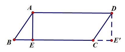 不平行的长方形周长是多少