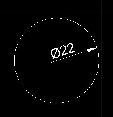cad 三角形里面内镶5边形