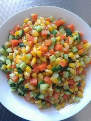 黄瓜和胡萝卜相克吗