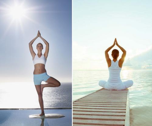 瑜伽热身运动视频_瑜伽拜日式有什么作用?_百度知道