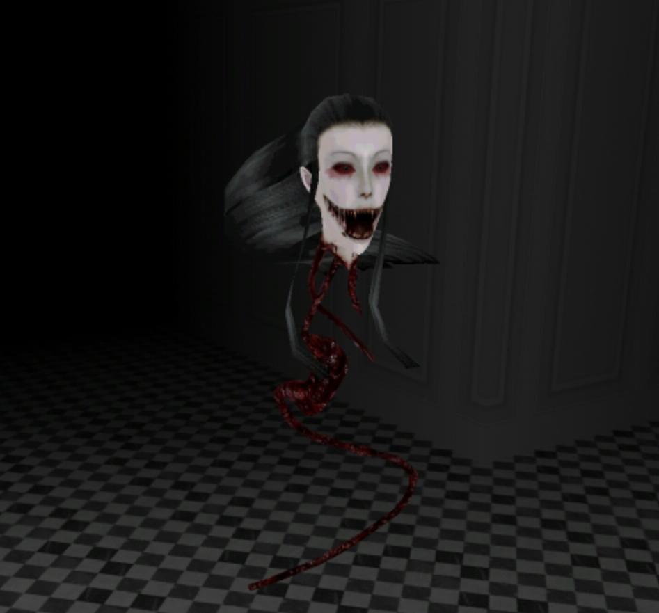 恐怖之眼_安卓恐怖之眼那个女鬼张什么样,给个图
