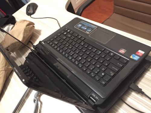 华硕笔记本键盘解锁_华硕笔记本键盘锁1怎么解_百度知道
