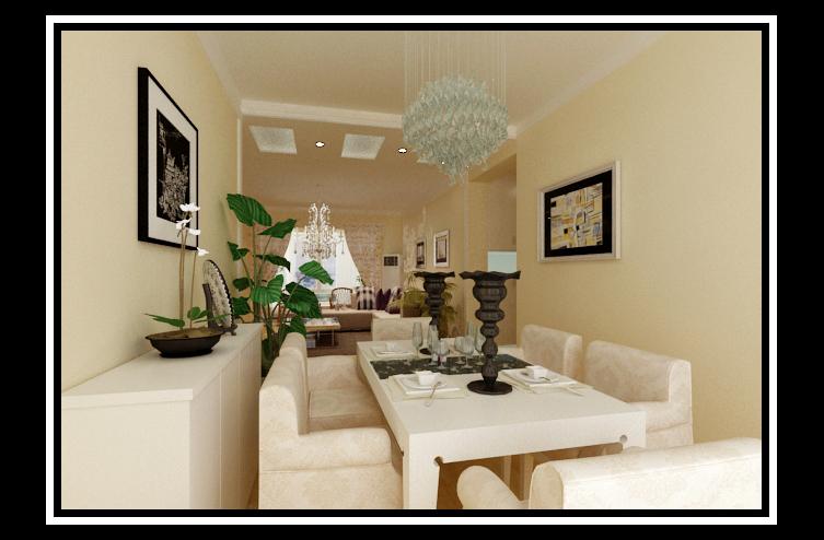 拜求新房装修效果图87平米 二室两厅!简单装修要多少钱?
