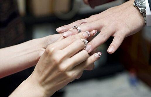 食指戴戒指什么意思_男生戴戒指,5个手指分别什么意思?_百度知道