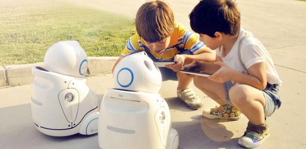 智能教学机器人
