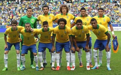 巴西国家男子足球队_巴西队球服上的CBF分别是代表什么意思_百度知道