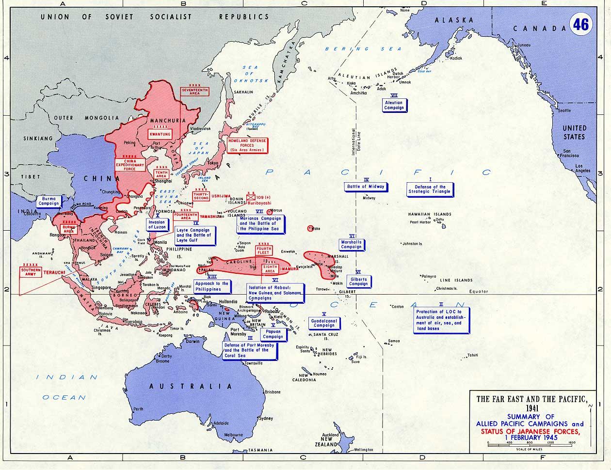 日本地?_为什么二战日本不全面进攻英国殖民地而是找美国开战