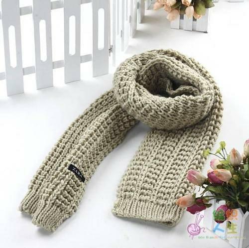 细线织围巾怎么起针_这条围巾是什么织法_百度知道
