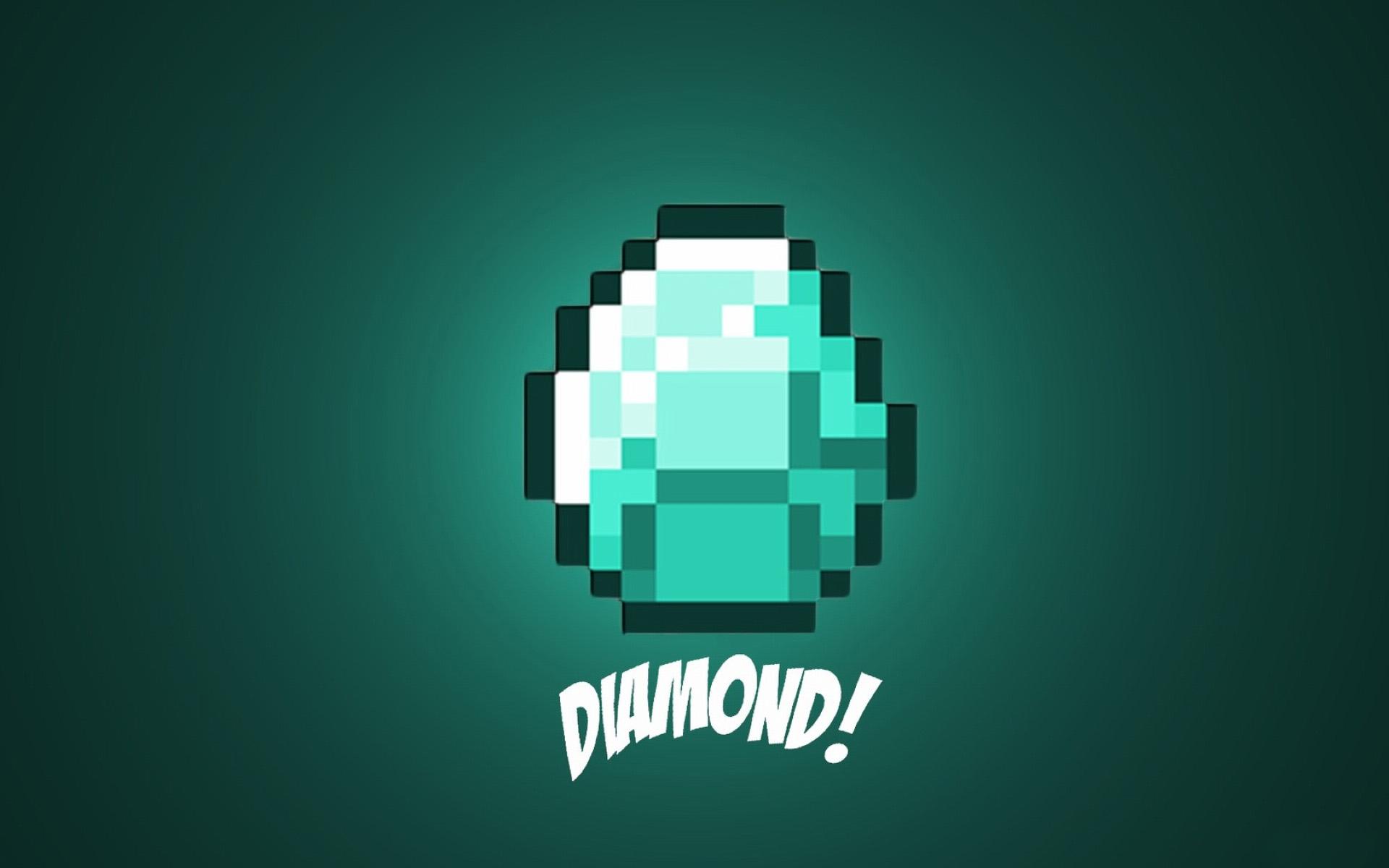 minecraft钻石头像 - QQ头像大全