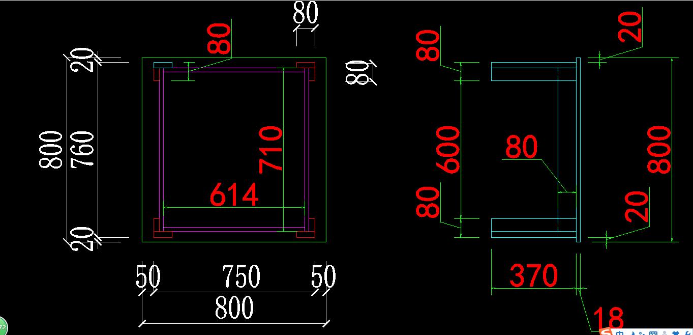 榻榻米升降機的內部結構圖