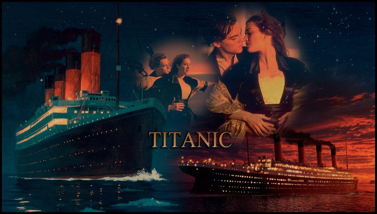 《谈谈94年的电影《泰坦尼克号》》