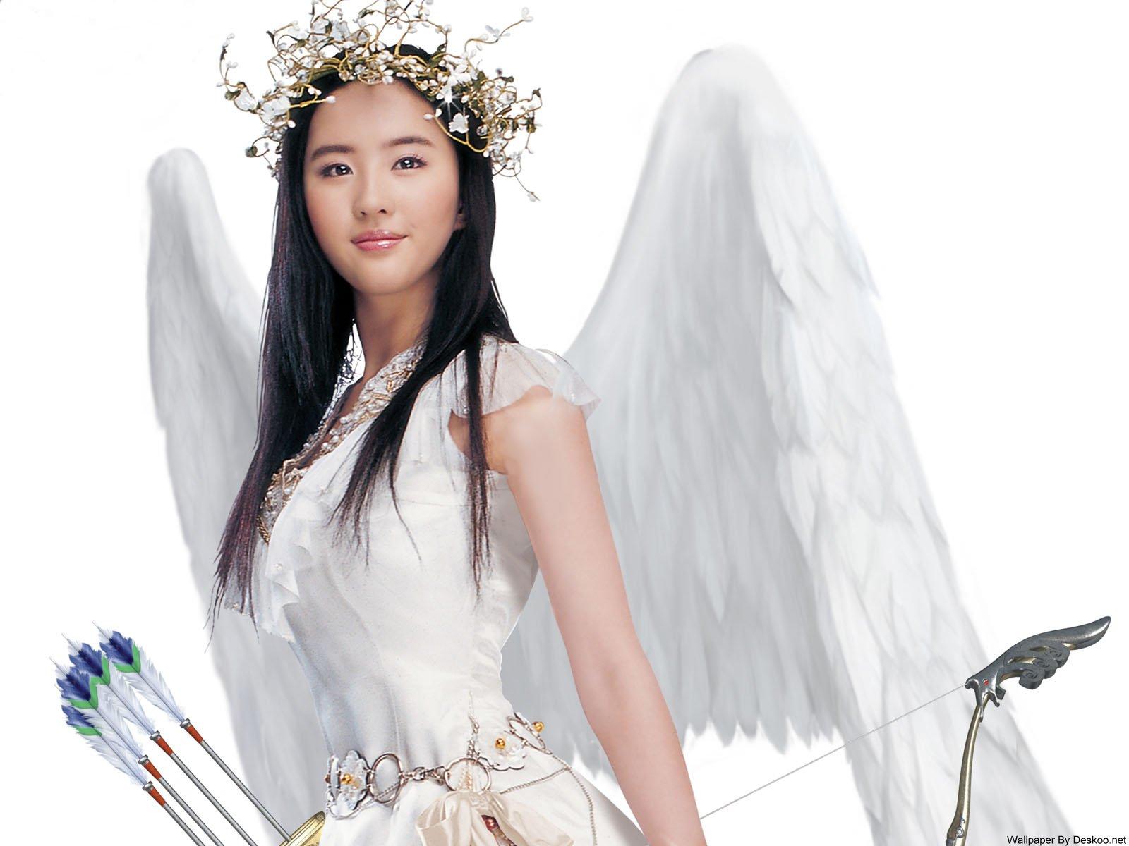 有刘亦菲的脚图片吗!_谁有刘亦菲穿白衣的清纯可爱图片_百度知道