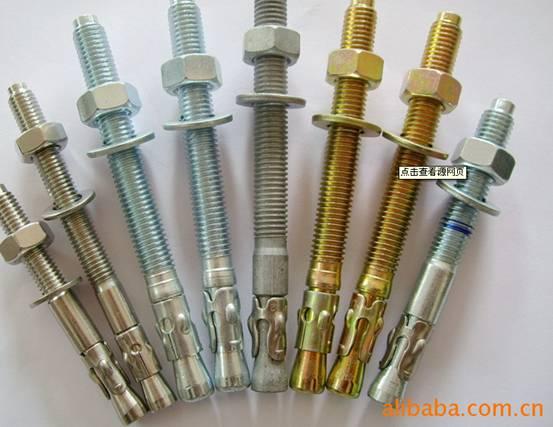 膨胀螺丝使用方法_击芯式膨胀螺栓的使用_百度知道